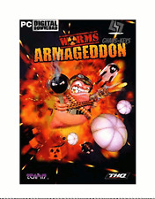 Worms Armageddon Steam Key PC Game Digital Download Code Global