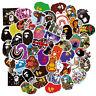 50Pcs BAPE Skateboard Stickers Bomb Luggage Laptop Graffiti Decals Pack Lot Cool