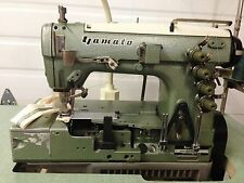 Yamato Dw-1503Me Coverstitch Binder New 110V Motor Industrial Sewing Machine