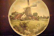 Royal Schwabap signed J.C. Hunnik plate made in Holland[163]