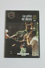LOS GRITOS DEL SILENCIO - DVD Ingles, Español y Catalan. NUEVO EN BLISTER.