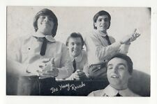 The Young Rascals 1960's Exhibit Arcade Card