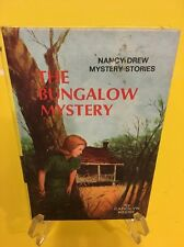 VINTAGE NANCY DREW MYSTERY STORY CHILDRENS BOOK #3 THE BUNGALOW MYSTERY 1960