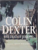 The Dead of Jericho Colin Dexter 2 Cassette Audio Book Inspector Morse FASTPOST