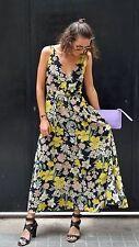Zara Long Floral Dresses for Women