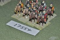 25mm dark ages / goth - cavalry 8 cavalry - cav (17554)