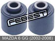 Arm Bushing For Rear Arm Kit For Mazda 6 Gg (2002-2008)