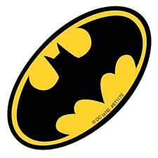 Batman Stickers - Batman Logo Stickers x 5 - Birthday Party Supplies Favours