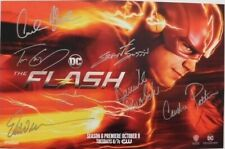 SDCC 2019 Comic-Con WB Flash Signed Autographed Poster