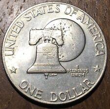 GROSSE PIECE DE 1 DOLLAR EISENHOWER 1976 LIBERTY BELL (373)