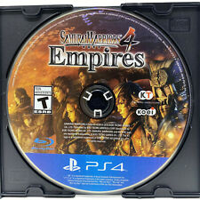 Samurai Warriors 4: Empires (Sony PlayStation 4, Ps4) *Game Disc Only - Tested*