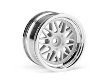 HOT BODIES CYCLONE S MAZDA 6 106773 HRE C90 WHEEL 26MM CHROME/WHITE 6MM OFFSET/2