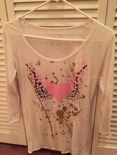 ERGE Designs Size S Top. Love!!