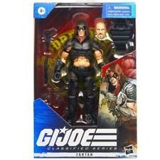 G.I. Joe Classified Series Zartan MIB/MOC Cobra Dreadnoks