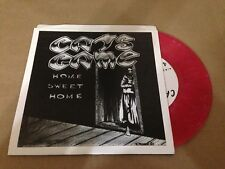"Cat's Game Home Sweet Home/Alien Red Vinyl 7"" Record! rare Canada punk rock!"