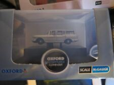 OXFORD DIECAST N GAUGE SCALE NSS002 SILVER GREY  SUPER SNIPE  NEW BOXED