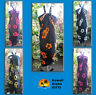 Hawaii Sarong Pareo Luau Cruise Wrap Dress Hibiscus on Black
