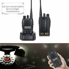 1x Puxing PX-777 Walkie Talkie VHF 136-174 MHz Handheld Two Way Radio Long Range