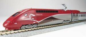 Kato K10918 TGV Thalys Spur N Start Set OVP / Digital Tran DCX 75 u. DCX 32