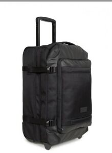 Eastpak Trans4 Cabin Suitcase, Black,2 Wheel Spinner 51cm x 32.5cm x 25cm 42L