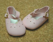 Doll Shoes, 115mm Girl Dressy Shoes - LIGHT PINK