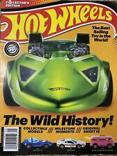 Hot Wheels Collectors Edition Magazine Issue Dated  8/27/18    96 pages
