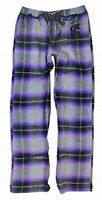 NEW DKNY Womens Drawstring Waist Pajama Bottoms and Flannel Lounge Pants