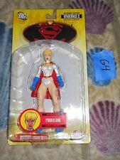 G4_10 DC Direct Lot POWER GIRL FIGURE Superman Batman Vengeance 2
