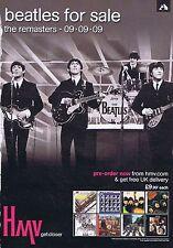 BEATLES HMV ADVERTOriginal Press Clipping2009approx 20x30cm