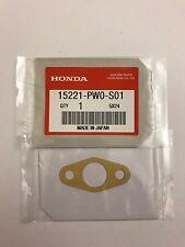 Genuine Honda Acura OEM Brand New Oil Pump Strainer PickUp Gasket *15221-PW0-S01