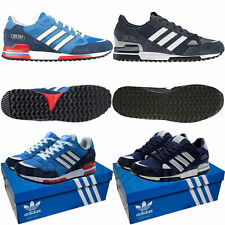separation shoes 50822 651d1 Adidas Originals ZX 750 Suede Mens Trainers Sports Casual Retro Shoes UK  Sizes