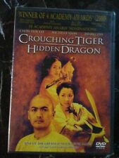 New listing Crouching Tiger, Hidden Dragon (Dvd, 2001, Special Edition) New! Free Ship!