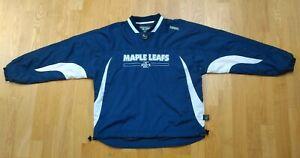 Windbreaker CCM Toronto Maple Leafs, NHL - Jacke, Center Ice Authentic gebraucht