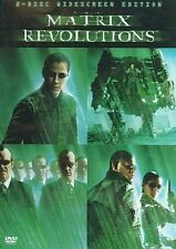 Matrix Revolutions 0085393320928 With Keanu Reeves DVD Region 1