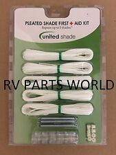 United Shade 650000 Day/Night Pleated Shade DIY Repair Kit EASY INSTALL