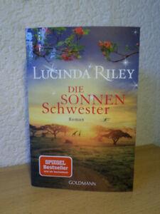 Die Sonnenschwester, Lucinda Riley ,Roman
