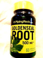 Goldenseal Root Extract 500Mg 60 Pills Capsules