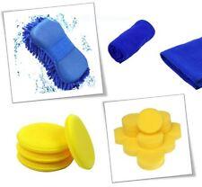 Set de nettoyage 27pcs entretien automobile éponge tampon polissage Micro-fibre