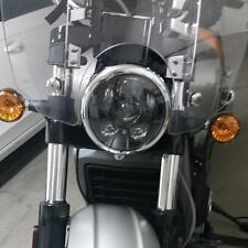 "5-3/4"" LED Projector Headlight For Harley SuperLow XL883L Super Glide FXD"