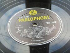 THE BEATLES  1963 UK LP   PLEASE PLEASE ME  DECCA  PRESSING