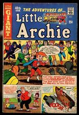 THE ADVENTURES OF LITTLE ARCHIE 40 (4.0) 1ST LITTLE PUREHEART (b008)