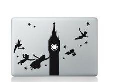 Peter Pan Vinyl Decal Sticker Cover Apple Macbook Air Pro Retina 13 Laptop