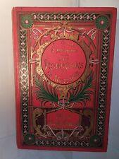 Gros et Reymond Les Robinsons de la montagne 1900 ARTBOOK by PN