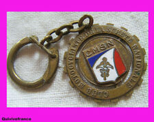 IN4194 - PORTE-CLEFS CLUB MOTOCYCLISTE DE LA SURETE NATIONALE CMSN
