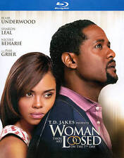 Woman Thou Art Loosed On The 7th Day (Blu-ray) Like New With Cover Art - No Case