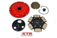 XTR RACING STAGE 3 CLUTCH KIT VW GOLF JETTA RABBIT SCIROCCO 1.8L 2.0L 16VALVE 9A