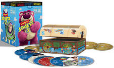 Toy Story Trilogy Blu-Ray