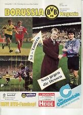 BL 91/92 Borussia Dortmund - Eintracht Frankfurt