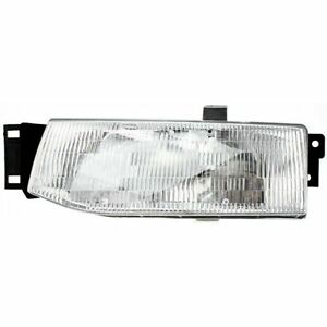 New Headlight for Ford Escort 1991-1996 FO2502116
