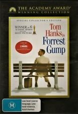 Forrest Gump DVD 2-DISC SPECIAL EDITION TOP 250 MOVIES BEST PICTURE Tom Hanks R4
